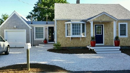 Provincetown Cape Cod vacation rental - Parking in driveway for 3 cars