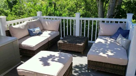 Provincetown Cape Cod vacation rental - Outdoor Deck