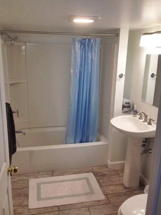 Provincetown Cape Cod vacation rental - Basement bathroom
