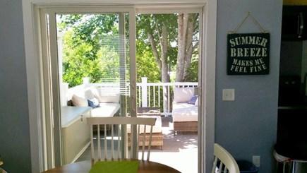 Provincetown Cape Cod vacation rental - Breezeway