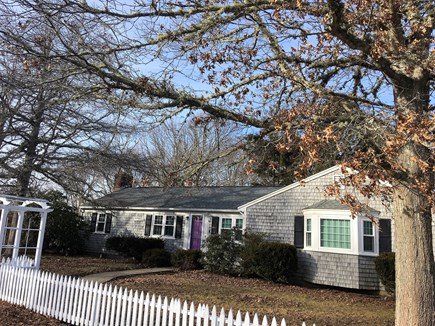 Yarmouth Cape Cod vacation rental - Front of house