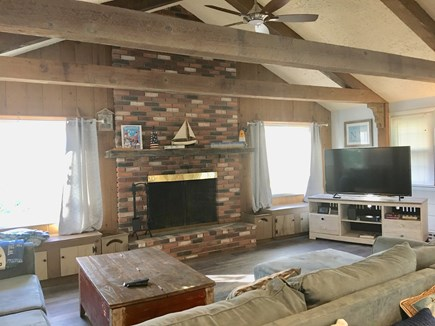 Yarmouth Cape Cod vacation rental - Large flat screen