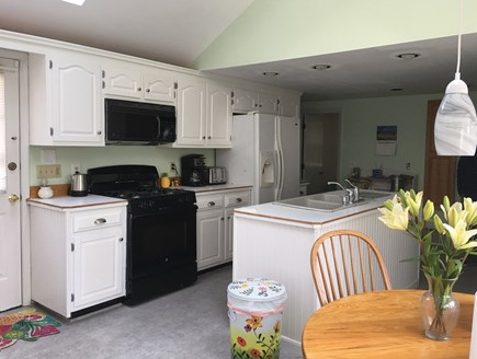 Yarmouth Cape Cod vacation rental - Fully equipped kitchen