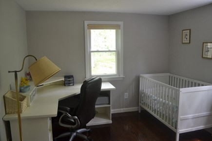 Centerville Centerville vacation rental - Office space with crib.