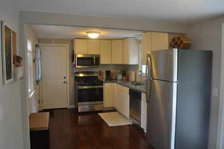 Centerville Centerville vacation rental - Kitchen - new stainless steel appliances.