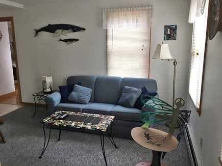 Eastham Cape Cod vacation rental - Cozy den for family movie night