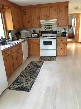 Eastham Cape Cod vacation rental - Spacious kitchen with everything you might need