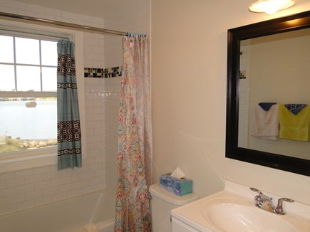 Onset, Buzzards Bay MA vacation rental - Two full bathrooms on each floor, both w. tubs