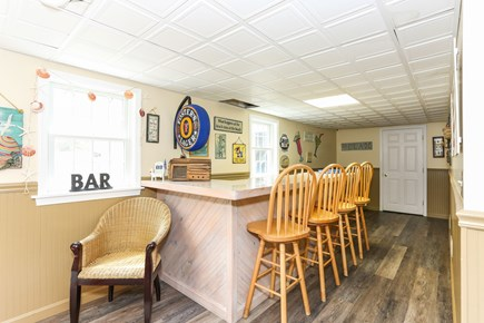 West Yarmouth Cape Cod vacation rental - Full Sized Bar!