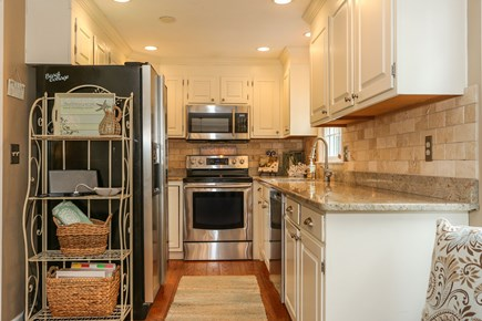 West Yarmouth Cape Cod vacation rental - Gorgeous, fully equipped kitchen.
