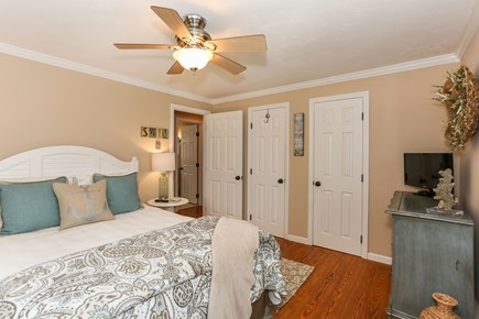 West Yarmouth Cape Cod vacation rental - First Floor Bedroom.