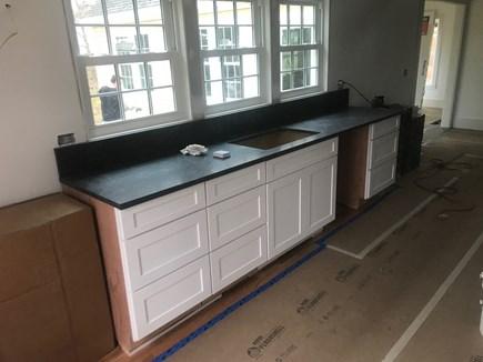 Truro Cape Cod vacation rental - Kitchen - appliances installed June 7th!