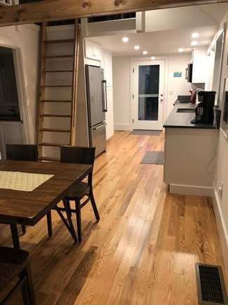 Truro Cape Cod vacation rental - Dining and Kitchen area