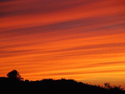 Truro Cape Cod vacation rental - Stunning sky.