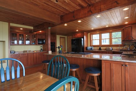 Truro Cape Cod vacation rental - Enjoy cooking in the newly designed kitchen.