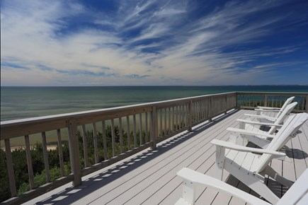 Truro Cape Cod vacation rental - Perfect for meditation and sunset viewing.