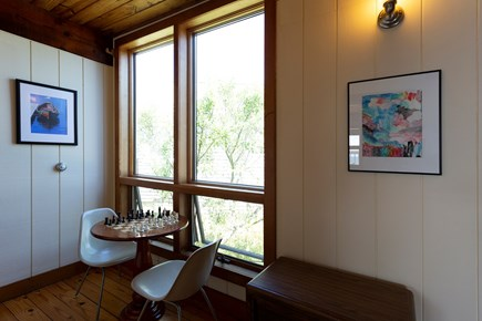 Truro Cape Cod vacation rental - Chess anyone?