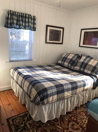 Wellfleet Cape Cod vacation rental - Queen bedroom with dresser, mirror and cedar chest