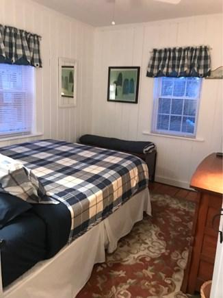 Wellfleet Cape Cod vacation rental - Second queen bedroom with dresser, mirror and closet.