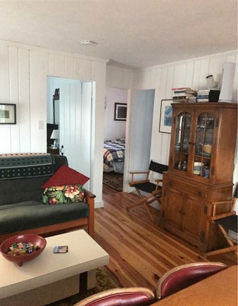 Wellfleet Cape Cod vacation rental - Living room another view.