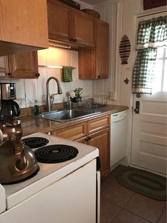 Wellfleet Cape Cod vacation rental - Well stocked kitchen!