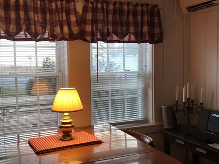 Wellfleet Cape Cod vacation rental - Ocean view from open living and dining area.