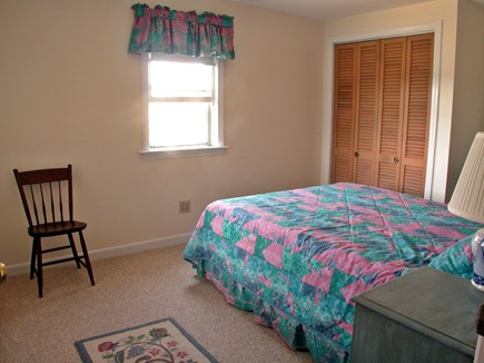Chatham Cape Cod vacation rental - Upstairs 2nd Bedroom has queen bed and easy access to full bath