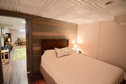 Orleans Cape Cod vacation rental - Lower level queen bedroom