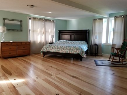 Eastham Cape Cod vacation rental - Massive loft bedroom w/ day bed, sitting area, and lots of light.