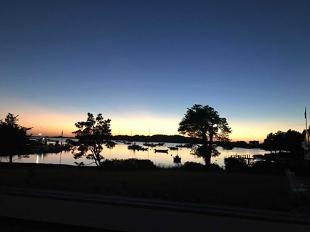 West Falmouth Cape Cod vacation rental - Sunset