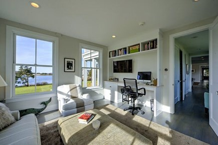 West Falmouth Cape Cod vacation rental - Office