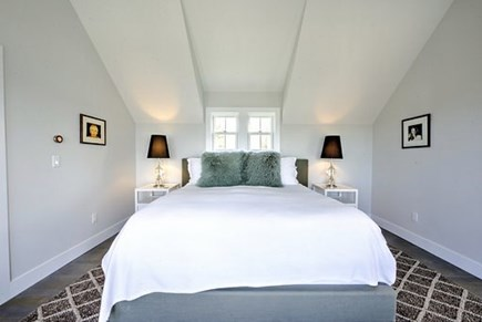 West Falmouth Cape Cod vacation rental - Master with King ensuite