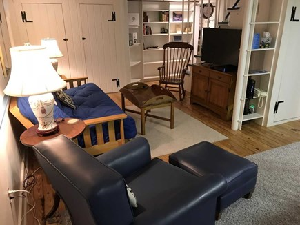 East Falmouth Cape Cod vacation rental - Futon in basement