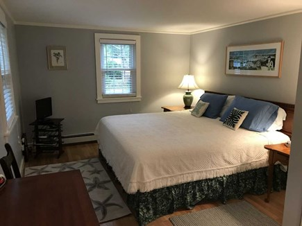 East Falmouth Cape Cod vacation rental - 1st floor Master w King
