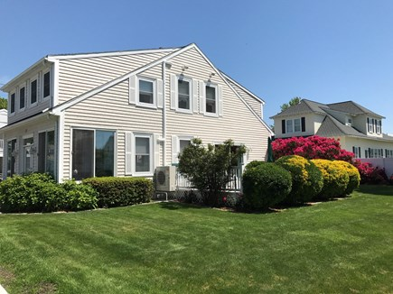 Falmouth Heights Cape Cod vacation rental - Side exterior