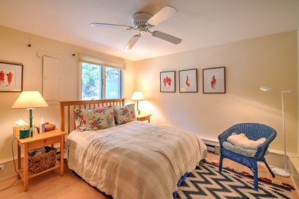 East Orleans Cape Cod vacation rental - Downstairs Bedroom