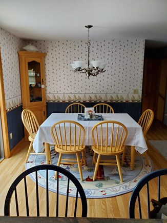 Eastham Cape Cod vacation rental - Kitchen/dining area seating for 8+ people