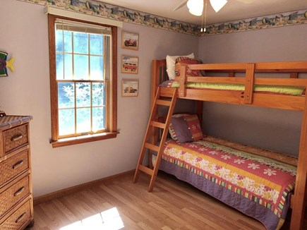 Eastham Cape Cod vacation rental - First Floor Twin Room Perfect for children