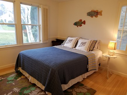 Brewster Cape Cod vacation rental - Bedroom #2 with a queen bed