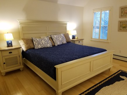 Brewster Cape Cod vacation rental - Master Bedroom en suite