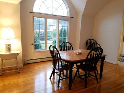 Brewster Cape Cod vacation rental - Dining Area, bright and cheery