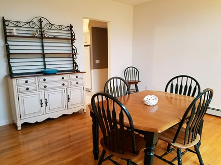 Brewster Cape Cod vacation rental - Other view of dining area