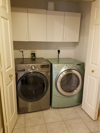 Brewster Cape Cod vacation rental - Washer and dryer