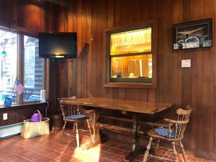 Wellfleet Cape Cod vacation rental - Den