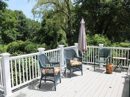 Chatham Cape Cod vacation rental - Sunny and Open Deck