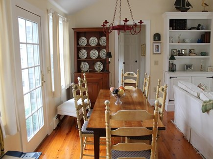 Harwich Port Cape Cod vacation rental - Dining Area