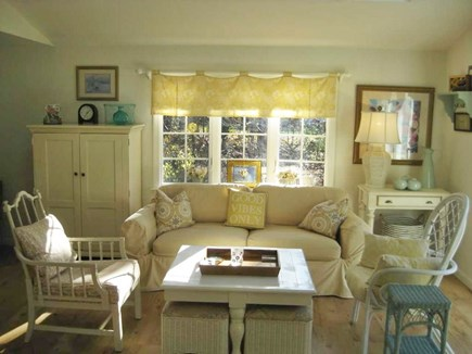 Harwich Cape Cod vacation rental - Bright and Sunny Living Area