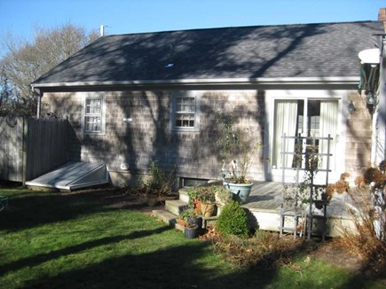 Harwich Cape Cod vacation rental - Outdoor Living