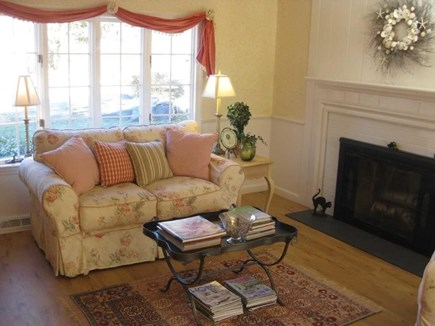 Harwich Cape Cod vacation rental - Sunny Living Room
