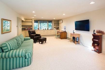 North Chatham Cape Cod vacation rental - Bonus Lower Level Space